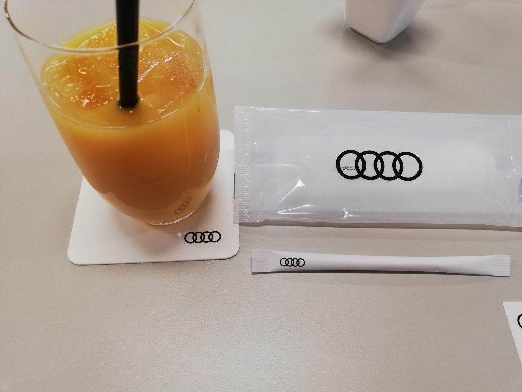 Audi まろやまさん N-BOX